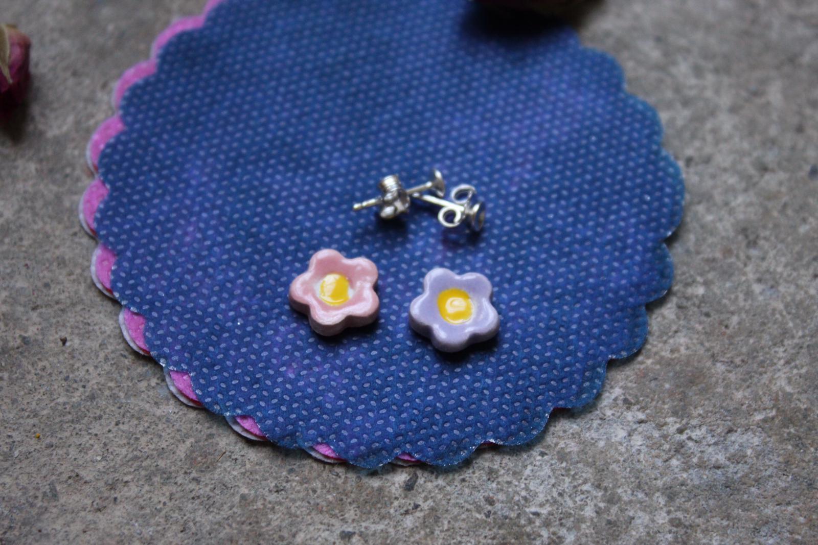 orecchini fiorellino