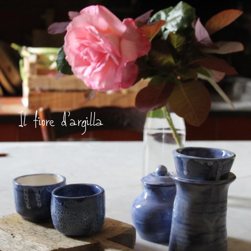 Ceramiche country, romantiche e raffinate