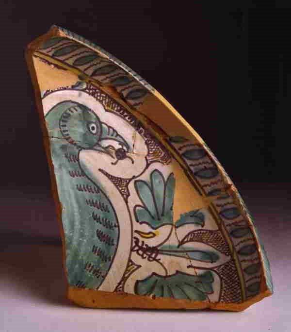 Antica maiolica di Bacchereto
